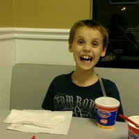 Photo taken at Dairy Queen by Kimberly M. on 4/14/2012