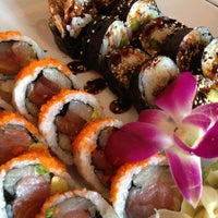 Photo taken at Sushi Jo by Matthew H. on 7/14/2012