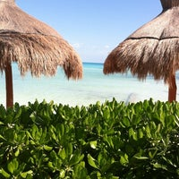 Photo taken at Dreams Cancun Resort & Spa by Catherine S. on 9/9/2012