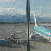 Photo taken at Gate A5 by Rob A. on 8/16/2012