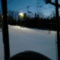 Photo taken at McIntyre Ski Area by Séan-Michael D. on 2/3/2012