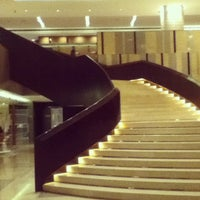 Photo taken at New World Makati Hotel by Eleanor K. on 9/8/2012