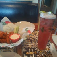 Photo taken at Chili's Plaza Pabellón by Liz G. on 5/1/2012