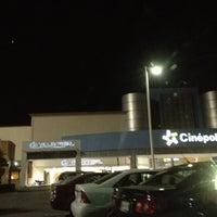 Photo taken at Plaza Sendero Escobedo by 3DD13K on 4/27/2012