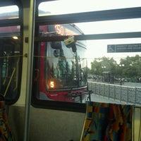Photo taken at Metro Rapid 750 by Derek J. on 6/27/2012