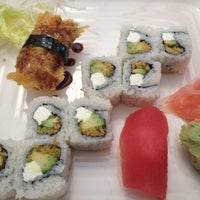Photo taken at Sushi West by Bill H. on 7/25/2012