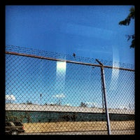 Photo taken at Sea-Tac Cell Phone Lot by Eden E. on 7/21/2012