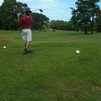 Photo taken at Whaling City Golf Club by Nate A. on 9/2/2012