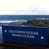 Photo taken at Cape Leeuwin Lighthouse by Masao K. on 6/14/2012
