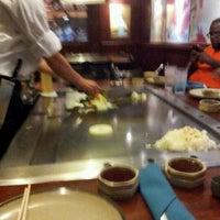 Photo taken at Miyako Japanese Steak & Seafood by Henry T. on 5/26/2012