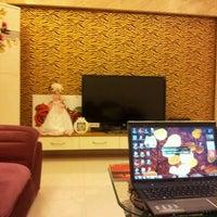 Photo taken at Kingdom Hotel Yiwu by Ervin g. on 3/28/2012