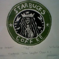 Photo taken at Starbucks by Adrian F. on 8/5/2012