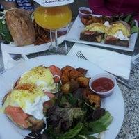 Photo taken at Café Biere by Mz L. on 5/21/2012