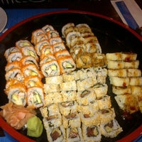 Photo taken at Sumo Sushi & Bento, Garhoud by Tariq A. on 9/10/2012