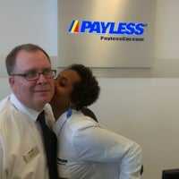 Photo taken at Payless Car Rental by Michael W. on 9/13/2012