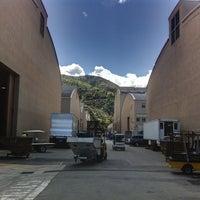 Photo taken at Warner Bros Stage 15 by Matthew K. on 4/16/2012