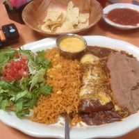 Photo taken at Santa Rita Tex Mex Cantina by Rich D. on 4/9/2012