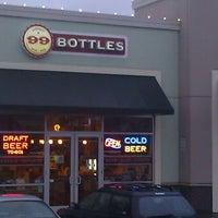 Photo taken at 99 Bottles by John W. on 4/20/2012