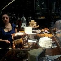 Photo taken at Sugarplum Cake Shop by J-Lo on 2/19/2012