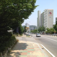 Photo taken at 광양신문 by Jungsin J. on 6/3/2012