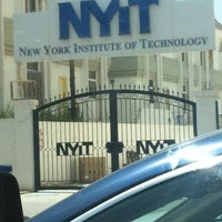 Photo taken at NYIT by Dana M. on 5/7/2012