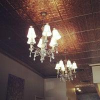 Photo taken at Truffles & Tortes Dessert Cafe by Heidi G. on 4/18/2012