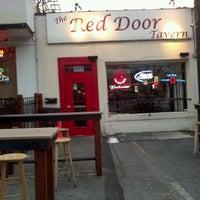 Photo taken at Red Door Tavern by Glen C. on 5/24/2012