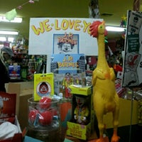 Photo taken at Archie McPhee by Eric R. on 7/24/2012