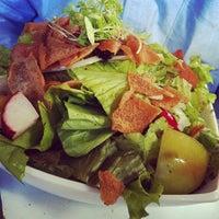 Photo taken at Saj Restaurante by Martha N. on 6/26/2012