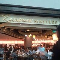Photo taken at Rasapura Masters Food Court by Saimi S. on 5/27/2012