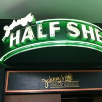 Photo taken at Johnny's Half Shell by Rob M. on 5/16/2012