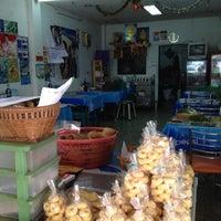 Photo taken at ส้มตำ พี่แอ๊ด by May M. on 2/20/2012