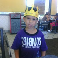 Photo taken at Burger King by Norman F. on 8/21/2012