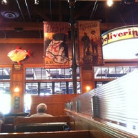 Photo taken at King's Fish House by Joshua A. on 4/2/2012
