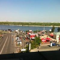 Photo taken at Riviera Hotel by Valeriya T. on 4/29/2012