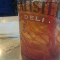 Photo taken at McAlister's Deli by Kaitlin B. on 2/27/2012