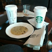 Photo taken at Starbucks Coffee by Vero M. on 9/4/2012
