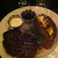 Photo taken at Stockyards Steakhouse by Carol C. on 5/25/2012