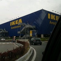 Photo taken at IKEA by Brian P. on 4/14/2012