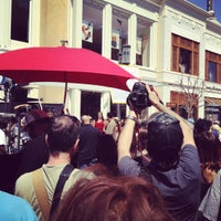 Photo taken at ExtraTV at The Grove by Carolyn B. on 4/9/2012