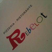 Photo taken at Rebelot by Diego G. on 6/1/2012