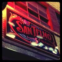 Photo taken at San Telmo by Camila A. on 6/17/2012
