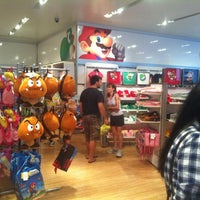 Photo taken at Nintendo NY by Melissa B. on 7/13/2012