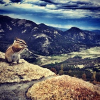 Photo taken at Rocky Mountain National Park by Valerie G. on 6/2/2012