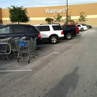 Photo taken at Walmart Supercenter by Kenny on 8/25/2012