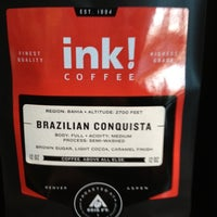 Photo taken at ink! Coffee by Juliaa R. on 6/15/2012