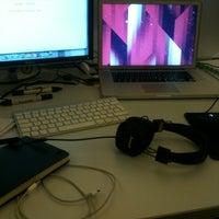 Photo taken at Design Is Dead by Raf V. on 8/27/2012
