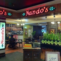 Photo taken at Nando's by Shahzreen on 8/25/2012