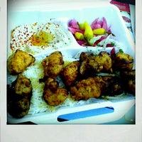Photo taken at Zankou Chicken by Gerardo A. on 5/15/2012