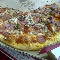 Photo taken at Domino's by Stalin N. on 8/15/2012